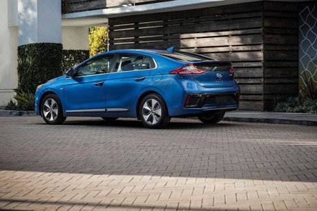 小改款Hyundai Ioniq Electric 將更換電池提升續航力!