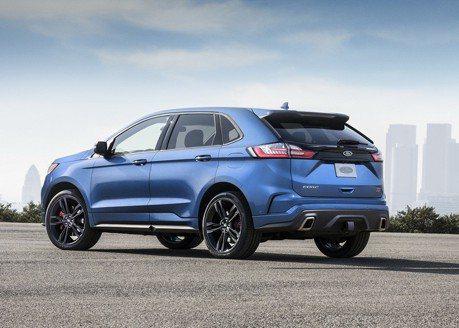 ST版本才剛亮相 Ford就在計畫性能版Edge RS了?