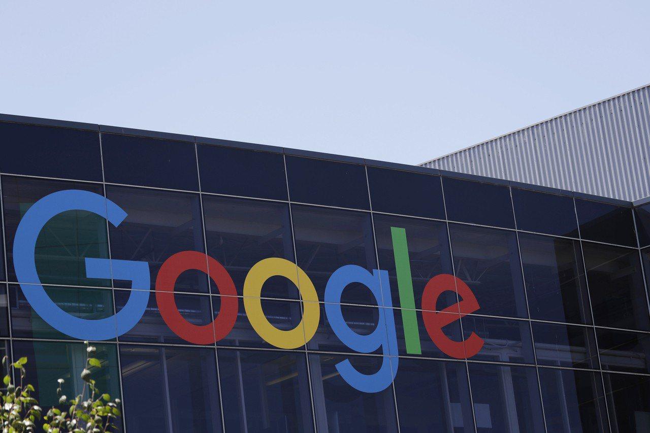 Google財報不如預期,周四盤後股價一度下滑逾4%。 美聯社