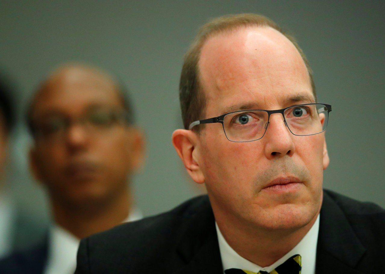 美國國務院負責國際安全與防核武擴散事務的助理國務卿福特在一場演講指出,中國大陸獲...
