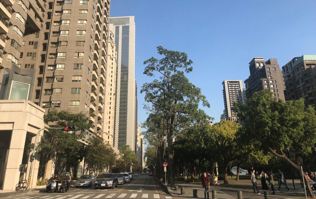 台中市七期重劃區 記者游智文/攝影