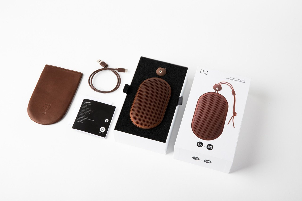 Bang & Olufsen X LINE FRIENDS Beoplay P2...