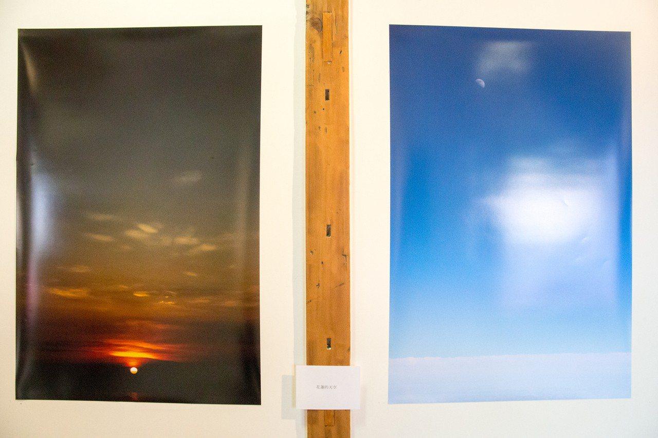 「111KM 近與遠姊妹」共展出井口康弘18張彩色作品,分別於市民藝廊展出8張、...