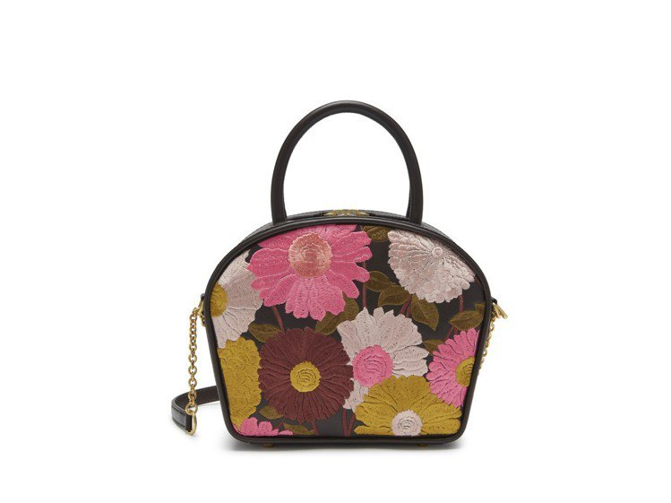 MULBERRY Small Winslow刺繡包,售價49,100元。圖/MU...
