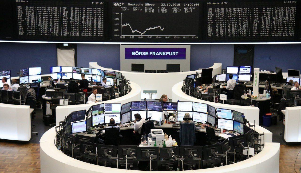 包括德國在內的全球股市走低。 路透