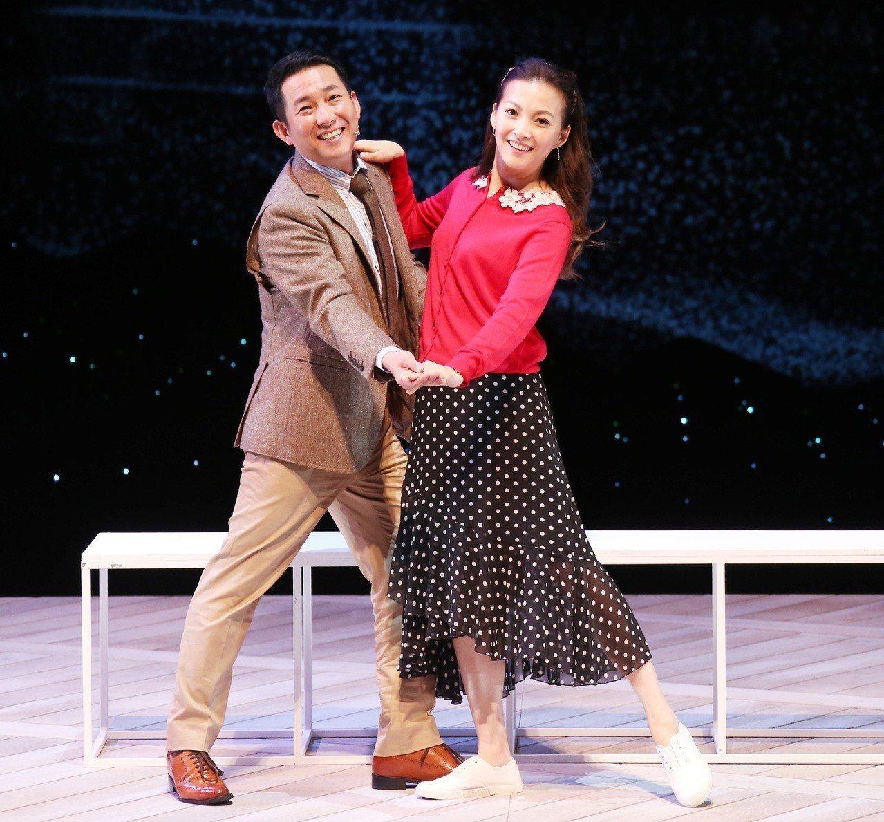 「悲憫次神的兒女」10月27、28日在台中國家歌劇院全台首演,全劇演員前一天到歌...