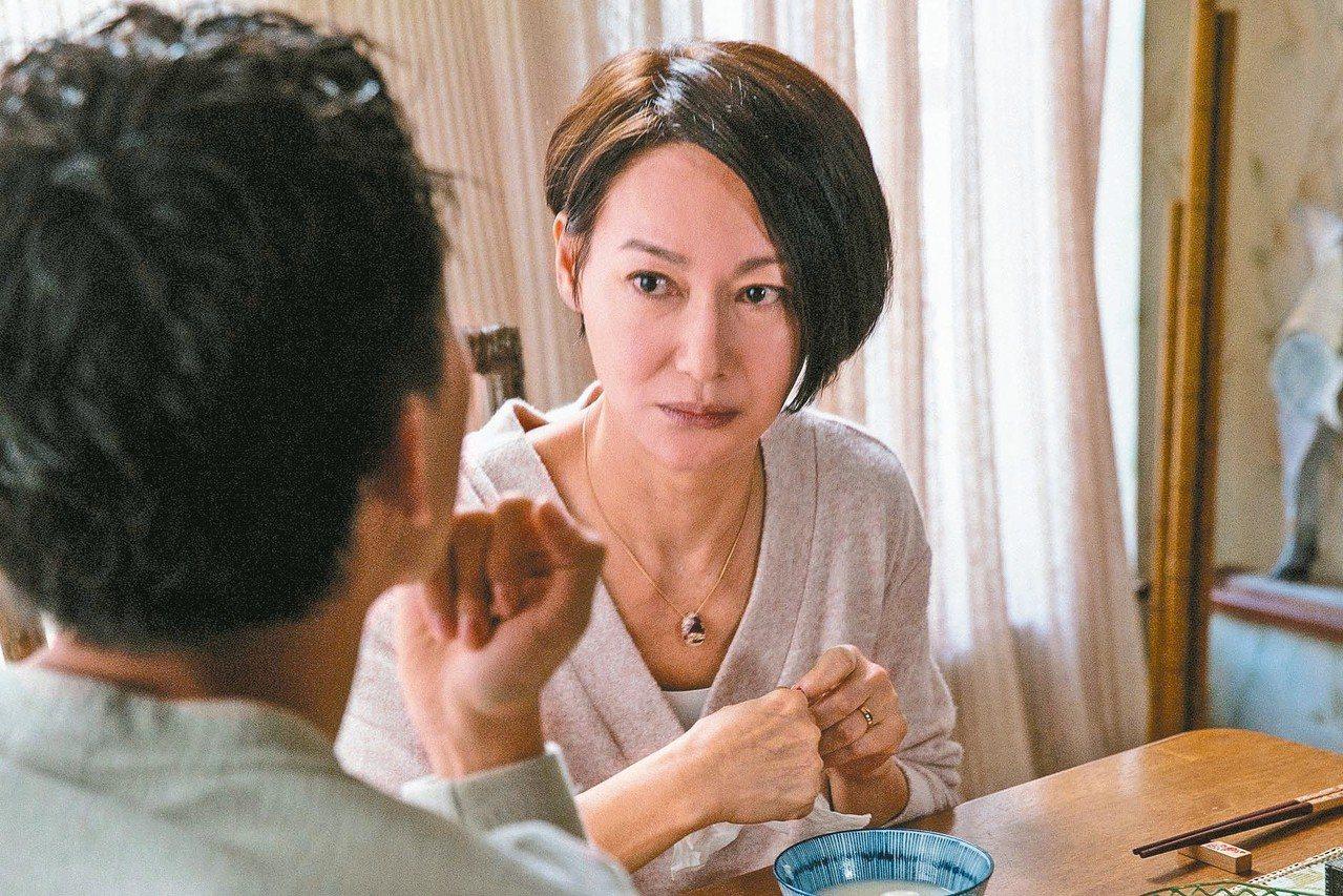 惠英紅以「翠絲」角逐本屆金馬獎最佳女配角。 圖/双喜提供