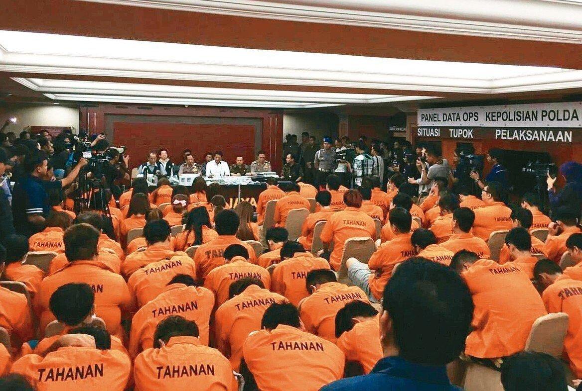 台菲警方合作,三年前在菲律賓查獲台灣詐團。圖為示意圖。 圖/刑事局提供