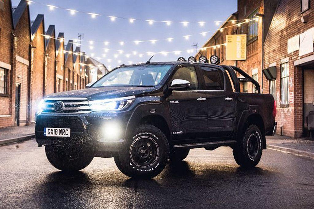 Toyota Hilux已經發展到第八代車型並行銷全球180多個國家,總累積銷售...