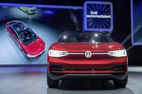 Volkswagen首座全電動車產線 落腳中國上海