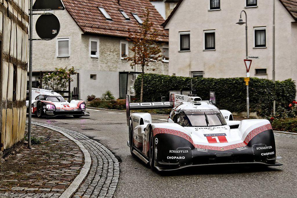 德國跑車廠保時捷近年知名的兩輛廠車,日前宣布正式退役。 圖/Porsche提供
