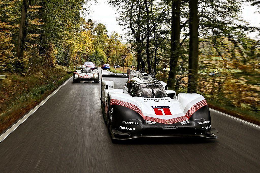 Porsche 919 Hybrid Evo不用再受到賽事限制,綜效馬力不僅達到...