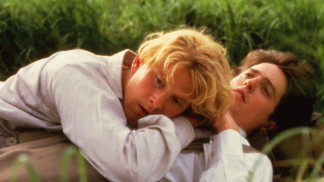 詹姆斯威爾比與休葛蘭一起登上威尼斯影帝寶座。圖/摘自imdb
