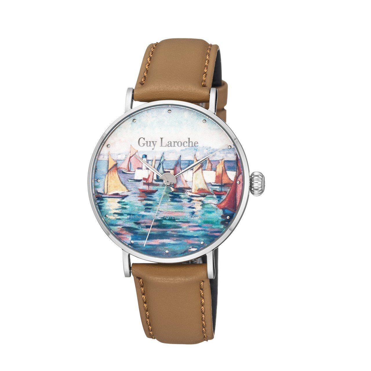 姬龍雪 Art Watch系列卡斯特蘭-戴西奧「風帆」( Depart de l...