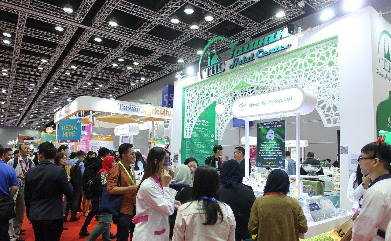 馬來西亞臺灣形象展展覽參觀人次更勝去年,成長10%。圖/貿協提供
