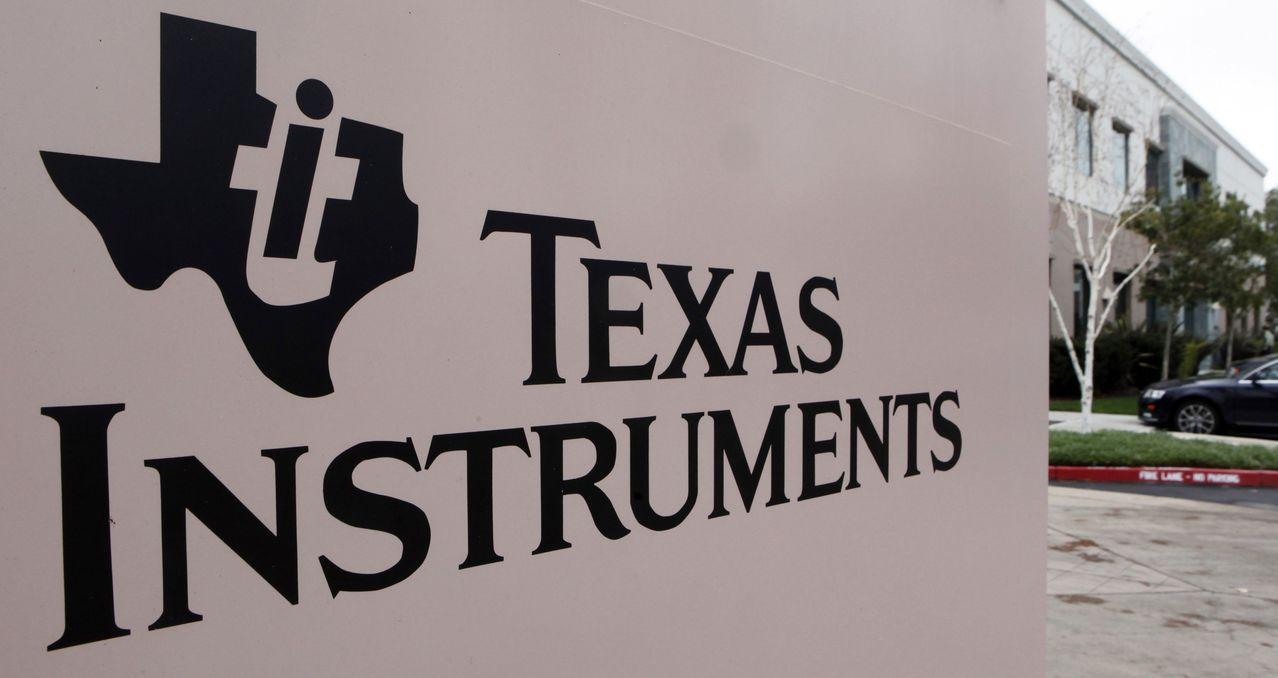 德州儀器公司日前表示看淡半導體後市,觸動晶片股賣壓。 美聯社