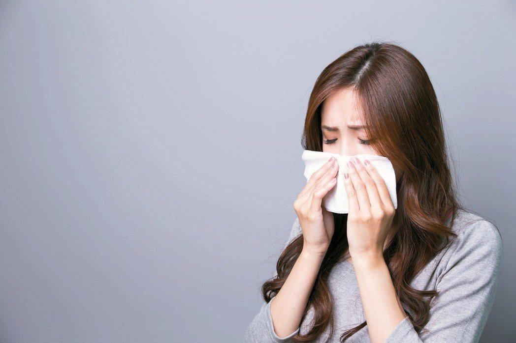 流感與感冒到底有何不同? 圖/123RF
