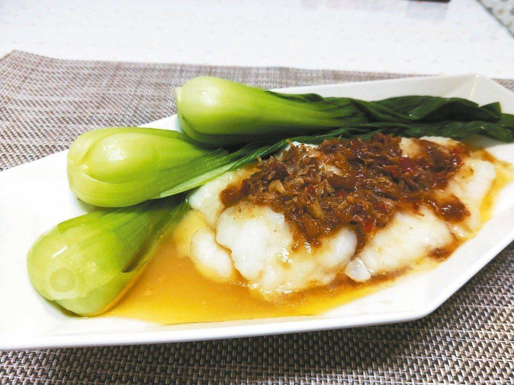 XO醬蒸鮮魚