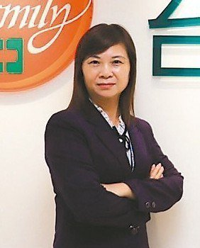 台灣人壽高三通訊處資深業務區經理邱麗香。 圖/台灣人壽提供
