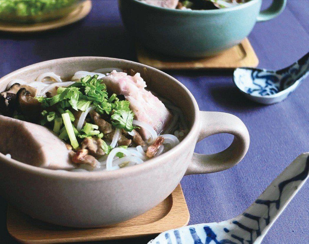 芋頭米粉 圖/親子天下提供