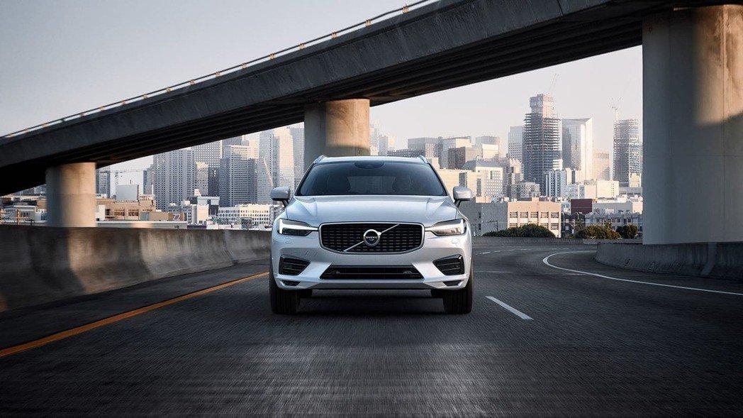 國際富豪汽車宣布2019年式Volvo XC60正式上市。 圖/Volvo提供