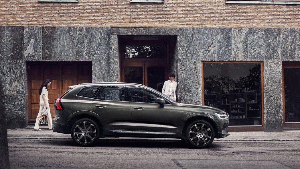國際富豪汽車宣布2019年式Volvo XC60 正式上市,並同步推出「未來新升專案」。 圖/Volvo提供