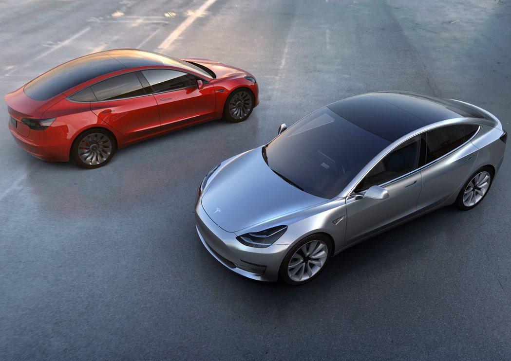 Tesla將入門產線移至中國,可望解決產能問題。 摘自Tesla