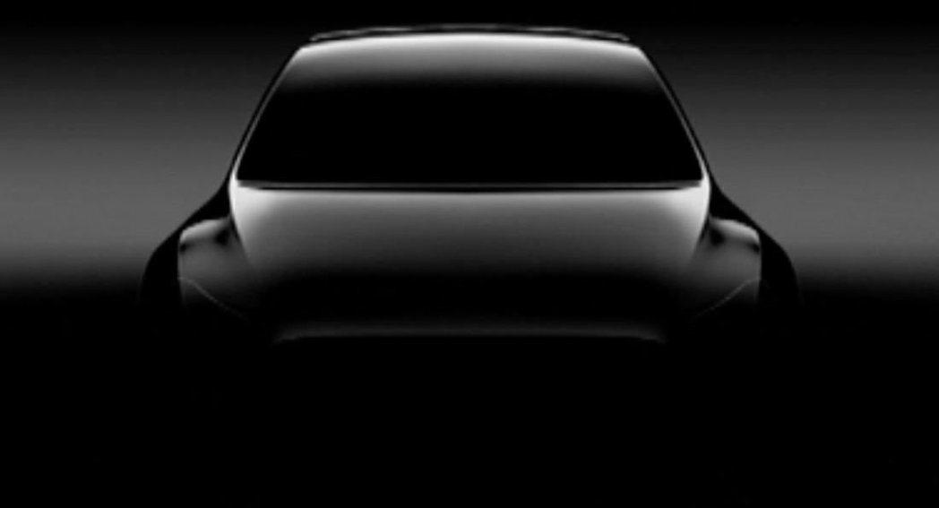 Tesla Model Y概念圖。 摘自Tesla