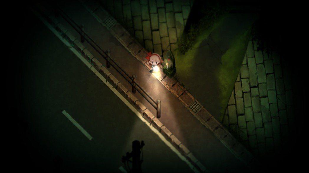 夜晚中的明燈,地藏菩薩。