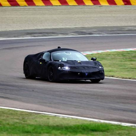 Ferrari 488已經有後繼車了嗎 還會導入油電動力?