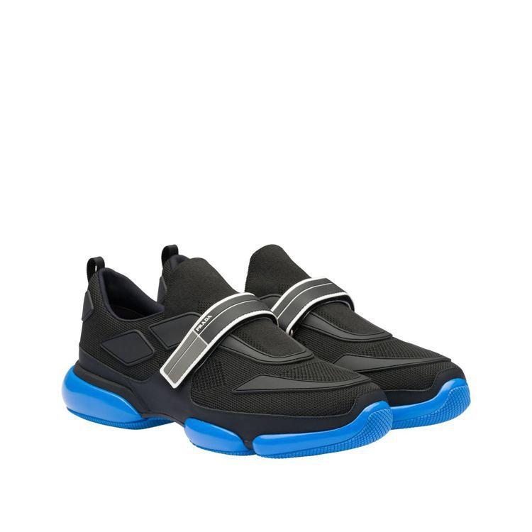 Cloudbust撞色運動鞋(男鞋),30,500元。圖/Prada提供