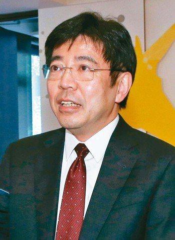 工研院院長劉文雄。 圖/聯合報系資料照片
