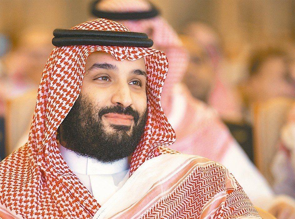 沙國王儲穆罕默德疑為哈紹吉案主謀。 (歐新社)