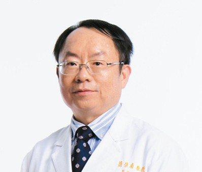 林口長庚紀念醫院副院長簡榮南。 圖/簡榮南提供