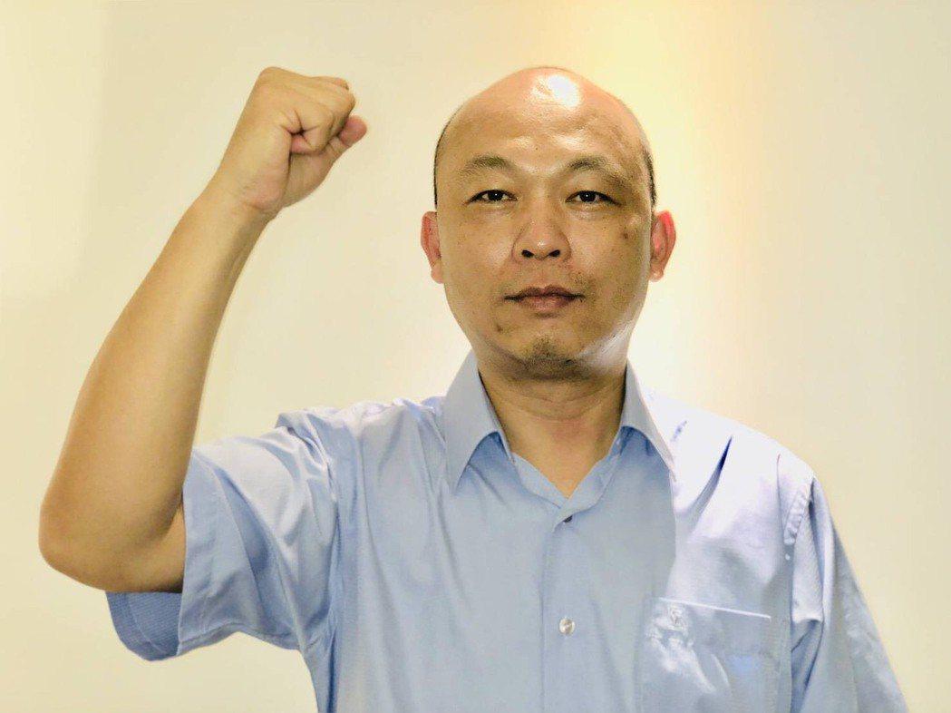 花蓮有民宿業者推出只要禿的夠像韓國瑜,就能免費住一晚,吸引許多民眾報名。圖/業者...
