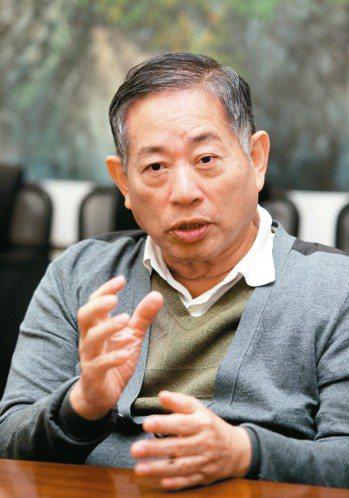 智冠董事長王俊博。 (聯合報系資料庫)