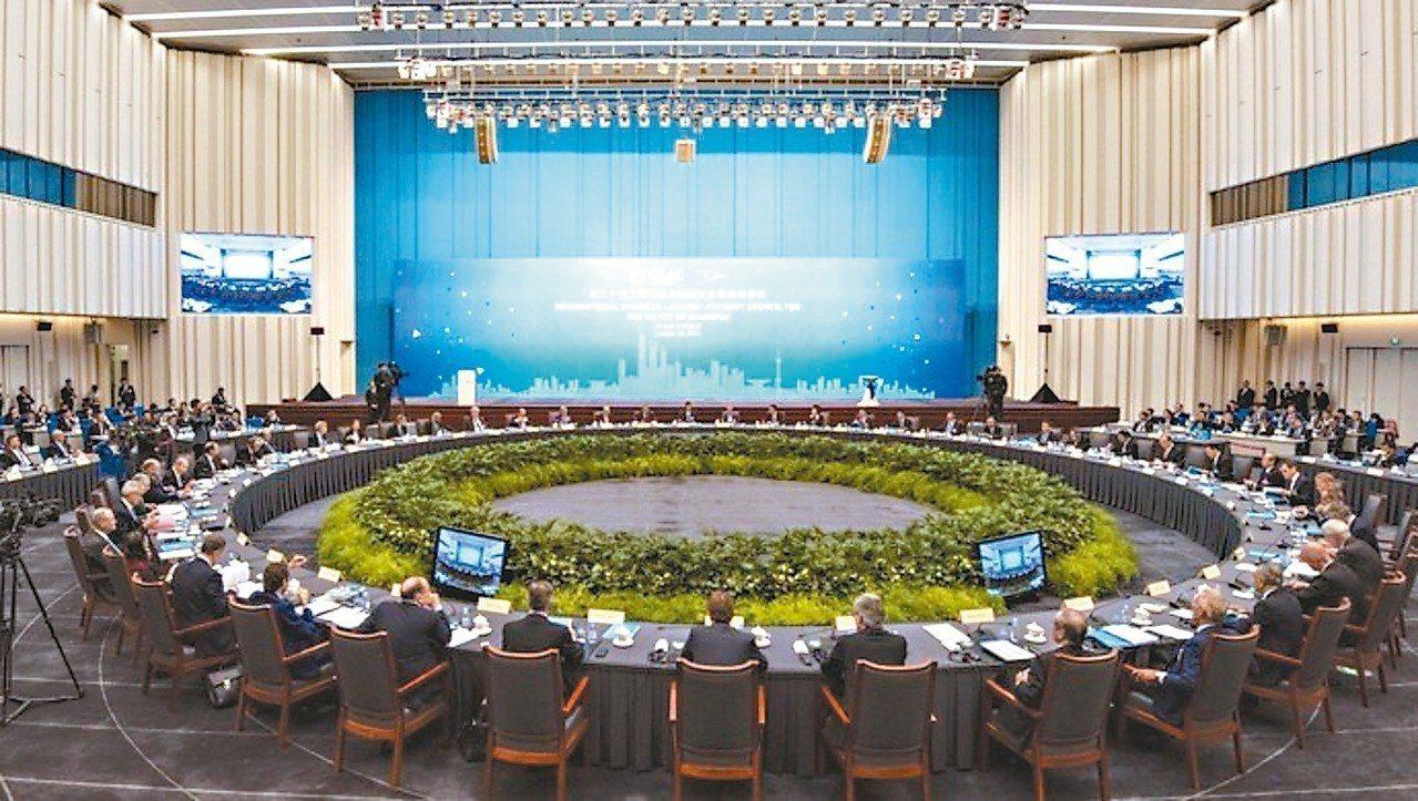 第30次上海市長國際企業家諮詢會議28日在上海世博中心舉行。 網路照片