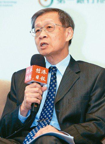 中鋼執行副總王錫欽。 本報系資料庫