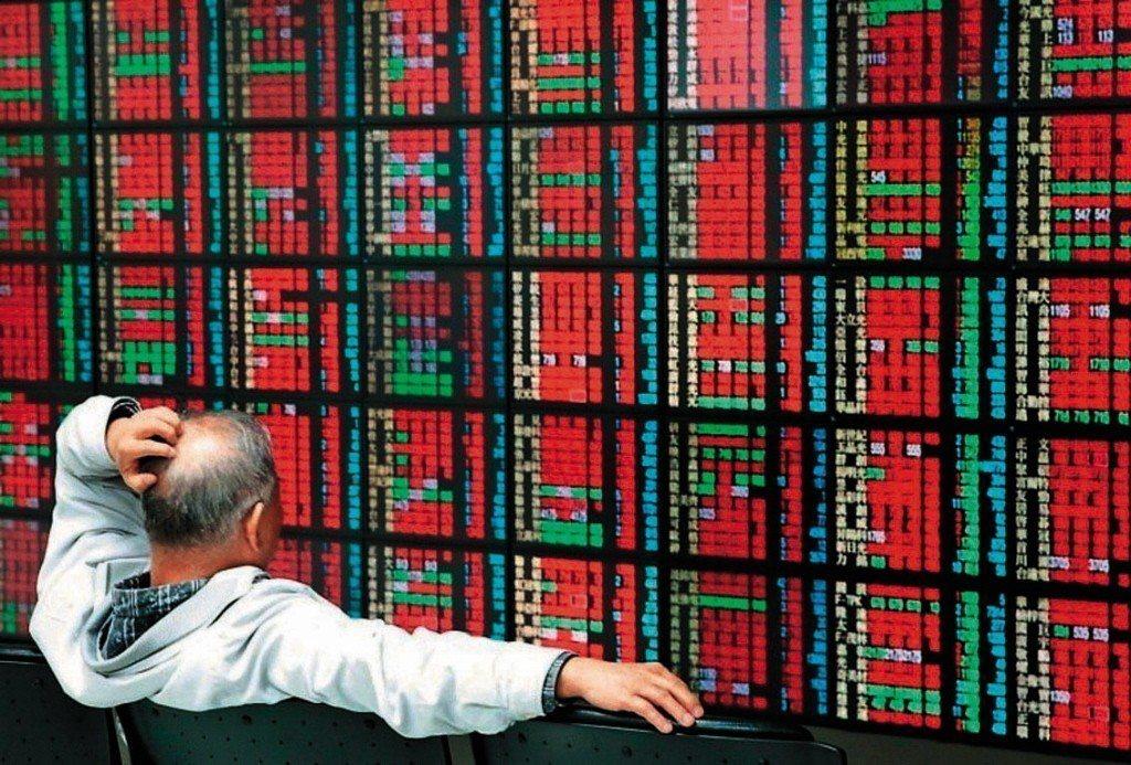 台股29日開盤上漲26.25點。聯合報系資料照