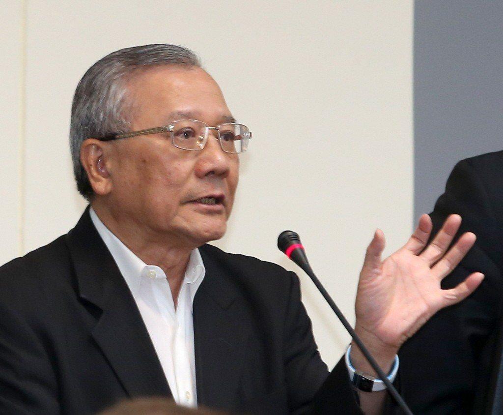 中油董事長戴謙。記者林澔一/攝影