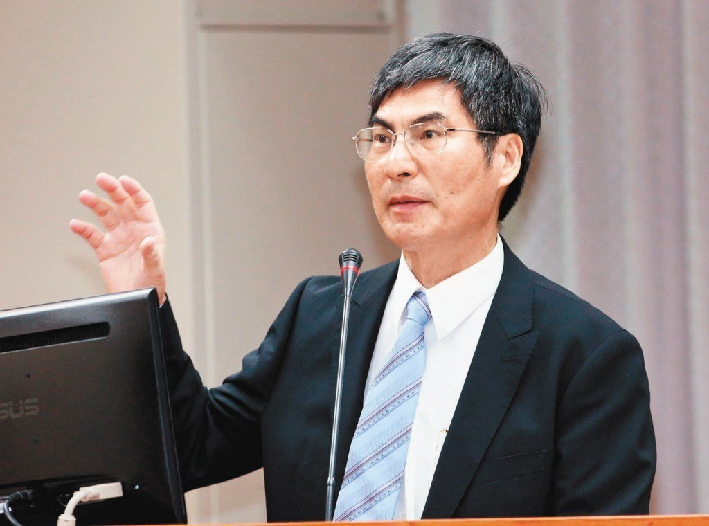 科技部長陳良基。聯合報系資料照/記者黃義書攝影