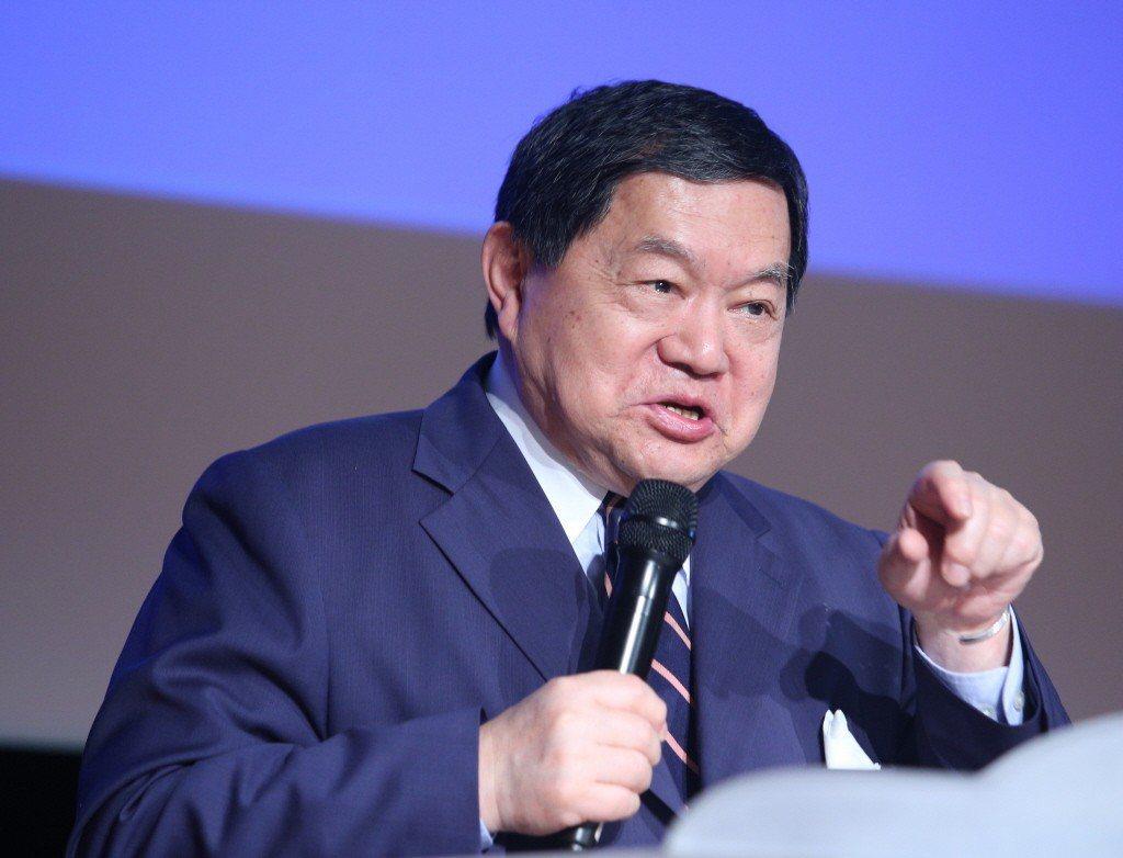 遠東集團董事長徐旭東。聯合報系資料照/記者劉學聖攝影