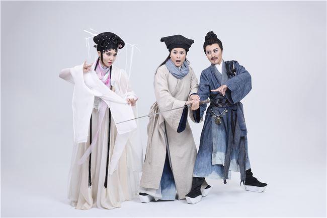 「蘭若寺」是台灣豫劇團推出的新編青春豫劇,由劉建幗執筆改編,團內青壯演員蕭揚玲、...