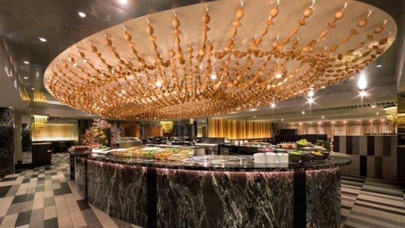 西華飯店 B-one自助餐廳。 圖/官網