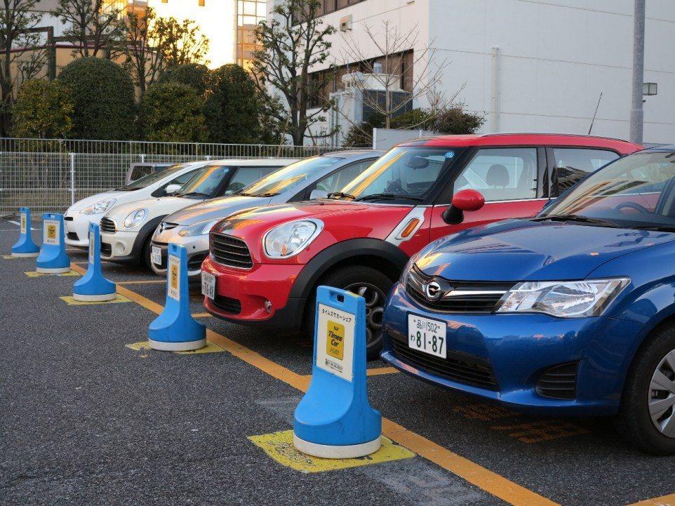 如何在日本租車。 圖/wiki