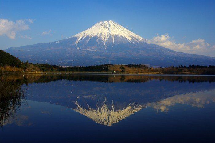 富士五湖。 圖/wiki