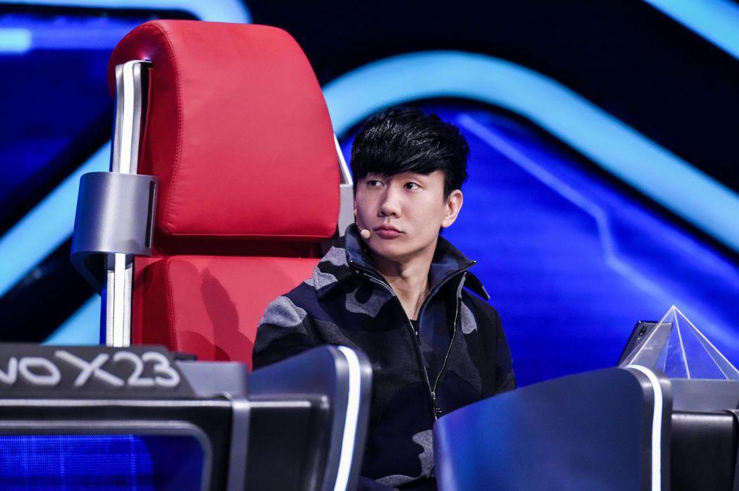 林俊傑續任「夢想的聲音3」導師。圖/JFJ Productions提供