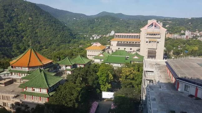 文化大學。聯合報系資料照/記者吳佩旻攝影