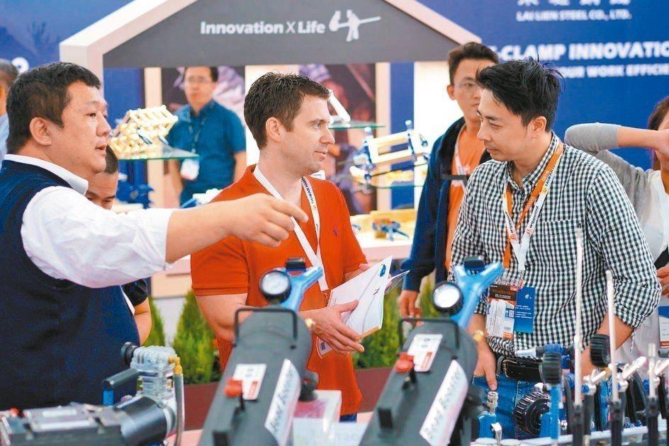 THS 2018展會規模、國外買主人數創歷屆新高。 圖/開國公司提供