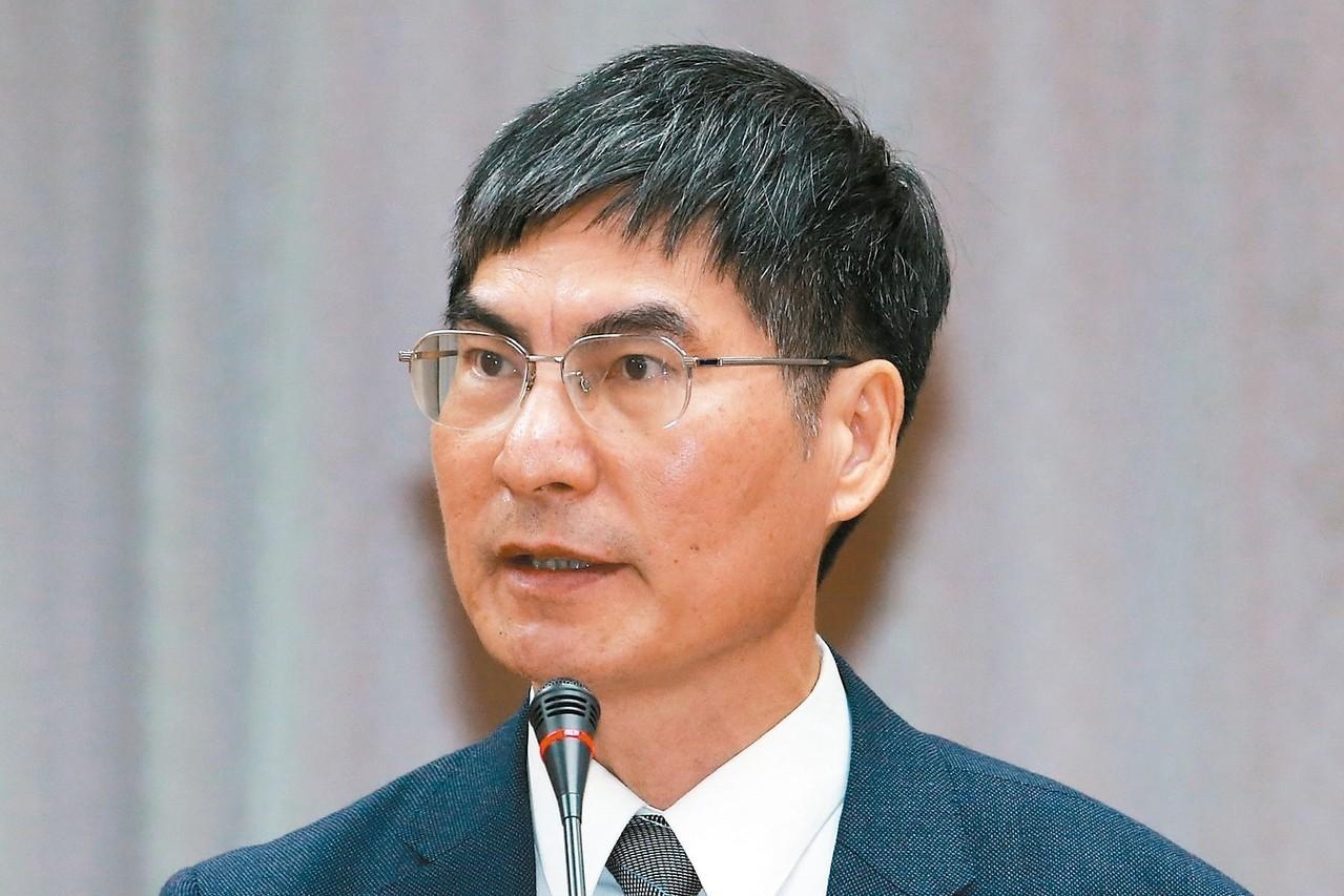 科技部長陳良基 記者黃義書/攝影